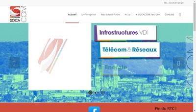 Site internet de Phoni Services