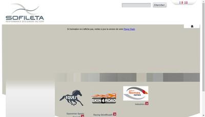 Site internet de Sofileta