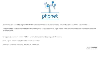 Site internet de Sojurist