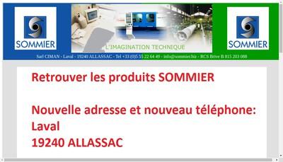 Site internet de Sommier