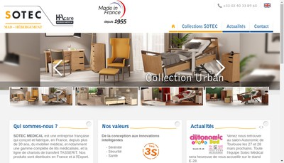 Site internet de Tasserit