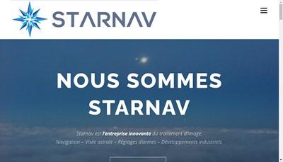 Site internet de Star Nav