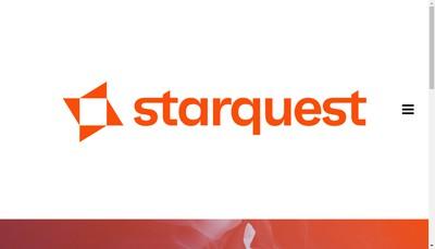 Site internet de Starquest Isf 2015 - 2