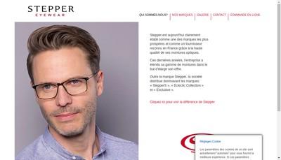 Site internet de Stepper France