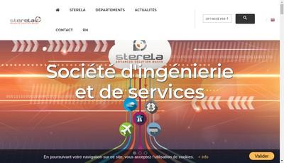 Site internet de Ermic