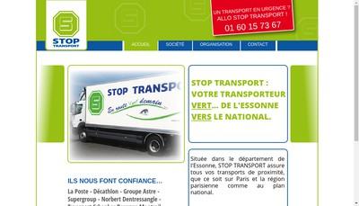 Site internet de Van & Truck
