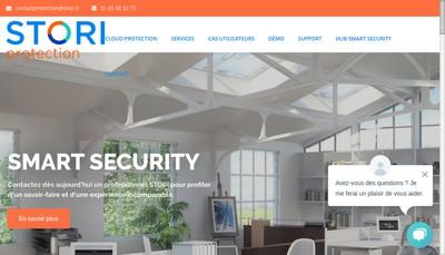 Site internet de Telesurveillance Domotique Operateur Tdo