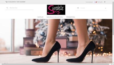 Site internet de Suredelle