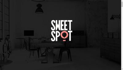 Site internet de Sweet Spot