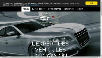 Site internet de Sx Auto-Occasion