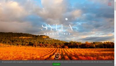 Site internet de Sylla