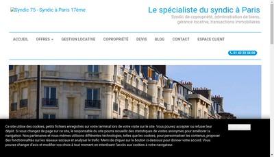 Site internet de Luc Dupuis