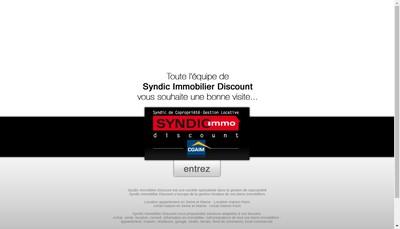 Site internet de Syndic Immo Direct