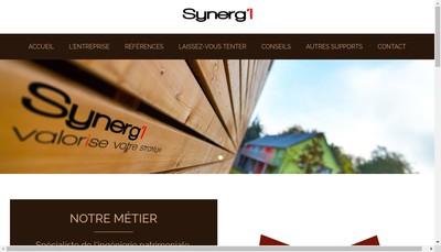 Site internet de Synerg'I