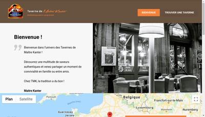 Site internet de Taverne de Maitre Kanter