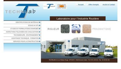 Site internet de Technimesures