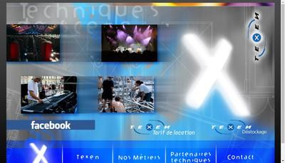 Site internet de Texen