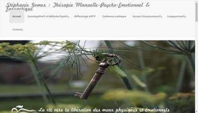 Site internet de Stephanie Girard