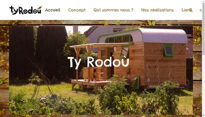 Site internet de Ty Rodou
