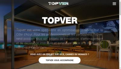 Site internet de Topver