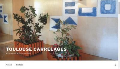 Site internet de Toulouse Carrelages