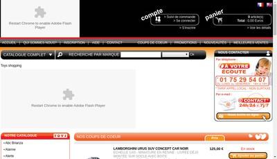 Site internet de Kraitsh