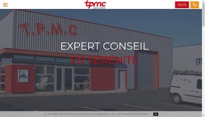 Site internet de Tpmc