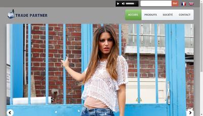 Site internet de Trade Partner