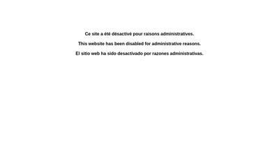 Site internet de La Cuisine de Jacquotte