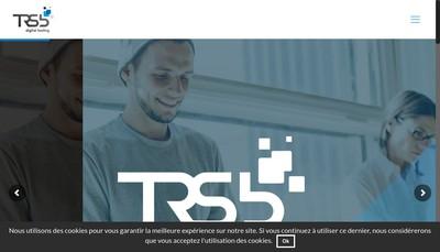 Site internet de Trsb Groupe