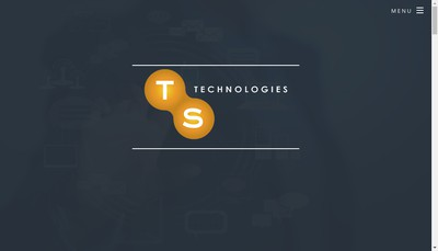 Site internet de Ts Technologies