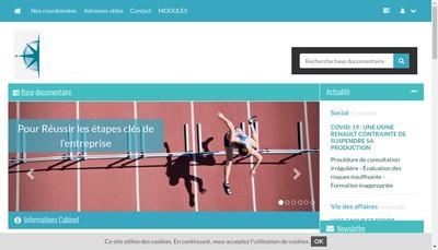 Site internet de Tvl Conseil