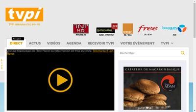 Site internet de Tvpi
