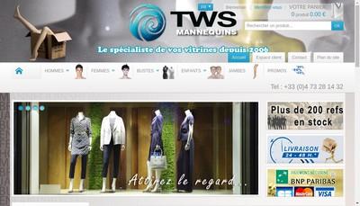 Site internet de Tradewaves