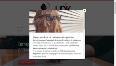 Site internet de Belicard