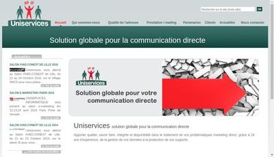 Site internet de Usi