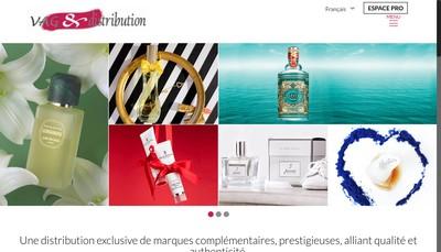 Site internet de Vag et Distribution