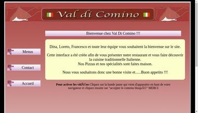 Site internet de Val Di Comino
