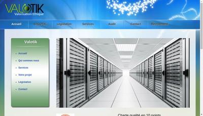 Site internet de Medianoble Formanoble Micronoble