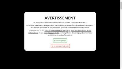 Site internet de Vap'Access