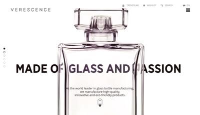 Site internet de Verescence France