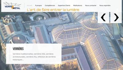 Site internet de Dutemple -Vmt Transparence