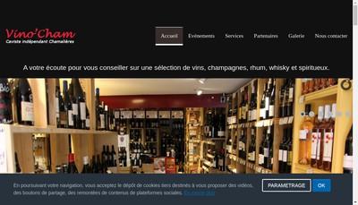 Site internet de Thierry Pouget