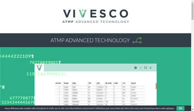 Site internet de Vivesco