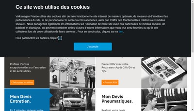 Site internet de Garage Sarasola
