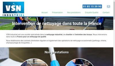 Site internet de Vsnpp