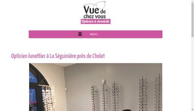 Site internet de Vue de Chez Vous