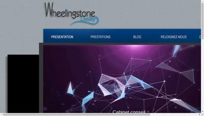 Site internet de Wheelingstone