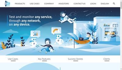 Site internet de Witbe