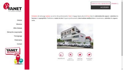 Site internet de Yanet Egn